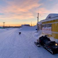 Iditarod Trail Roadhouse