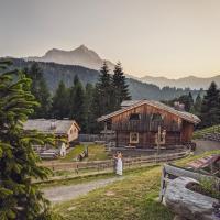 Chalet-Hôtel Borgo Eibn Mountain Lodge, The Originals Relais (Relais du Silence)