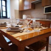Pécs sétaló utcájában 6 személyes 3 szobás lakás