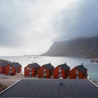 Seaview Lodge Ballstad Lofoten