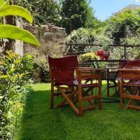 Anastasis garden room