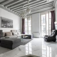Montorgueil, 2 Ch; 1 SdB, 6 personnes, 70 m²