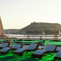 GTS Nile Cruise Luxor Aswan 4 nights every Monday