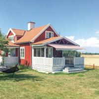 Three-Bedroom Holiday Home in Odeshog