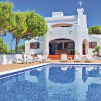 Holiday Home Cala Morell with Sea View 08