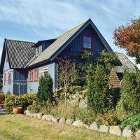 Three-Bedroom Holiday Home in Morup