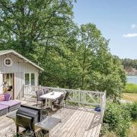 Three-Bedroom Holiday Home in Varmdo