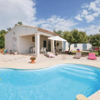 Three-Bedroom Holiday Home in Tourves