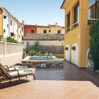 Three-Bedroom Holiday Home in Playa de Oliva