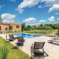 Three-Bedroom Holiday Home in Lupoglav