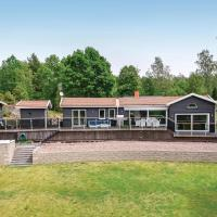 Four-Bedroom Holiday Home in Boxholm
