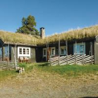 Four-Bedroom Holiday Home in Vinstra