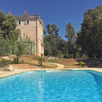 Holiday home Pourrieres 51 with Outdoor Swimmingpool