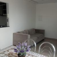 Apto 3 quartos mobiliada e completa,disponivel para aluguel de curta e longa temporada.