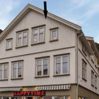 Three-Bedroom Apartment in Tvedestrand
