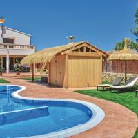 Four-Bedroom Holiday Home in Son Serra de Marina