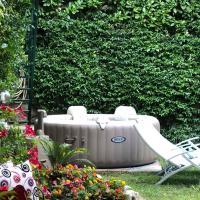 Sorrento Villa with garden see view
