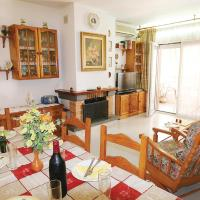 Apartment Pineda de Mar with a Fireplace 05
