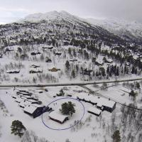 Four-Bedroom Holiday Home in Hovden