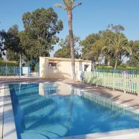 Two-Bedroom Holiday Home in Camping Caravana La Ma
