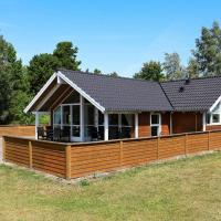 Three-Bedroom Holiday home in Idestrup 1