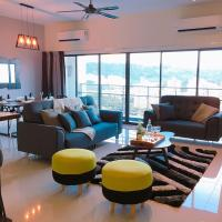 Puchong Setiawalk Penthouse with 14 pax big group