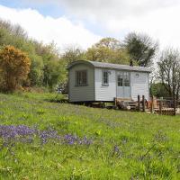 Old Rose Shepherds Hut