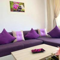 3-room Apartment 5 minutes to Palas, Large & Very Clean