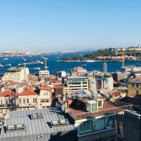 Lovely Galata Home With Bosporus View Terrace
