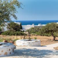 Katoikia, Cycladic house near Lolantonis beach