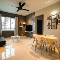 Moderm Spacious Apartment@Penang