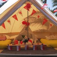 Exclusive Glamping Studio