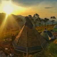 Eco Lodge Haputale-Camping Sri lanka