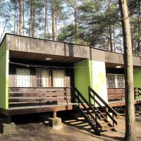 Moderní chata Máchovo jezero - Staré Splavy