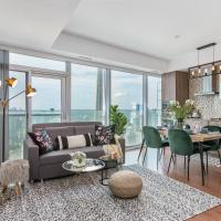 Beautiful 2-Bedroom Condo With CN Tower Views