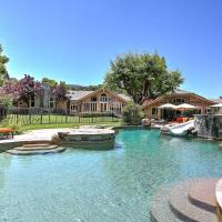 New Listing! 10-Acre Gemstone Ranch - Private Pool Villa