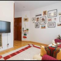 Apartamento en la Zona de Retiro y Atocha ideal para 3