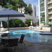 Flat Atlantic City - Apart Hotel em Ondina Barra