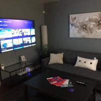 Cozy 4BR home min from airport, MARTA, food/s