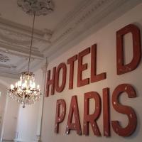 Hôtel de Paris, hotel in Limoges