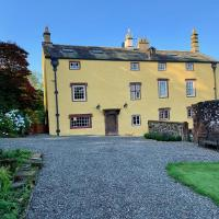 Huge ensuite in private wing of Historic Country House near Sellafield