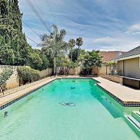 New Listing! Family Home W/ Pool, Near Disneyland Home