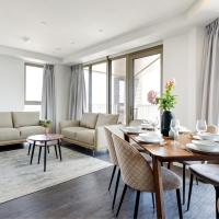 Panoramic Royal Docklands Home by ExCel London