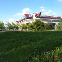 Stadio San Siro - a casa di Lu'&Vins