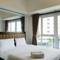 Comfy and Elegant Studio Casa de Parco Apartment By Travelio