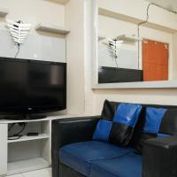 Warm 2BR Apartment Cibubur Village By Travelio, hotel in Depok