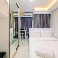 Simply Studio at Tifolia Apartment By Travelio