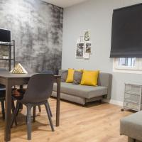 Stylish 2 bedrooms apartment Madrid Rio