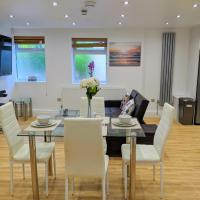 Brand new spacious 2-bed apartment in central Kingston/near Richmond Park