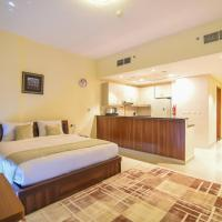 Quality Furnished Studio in JVC Golf View